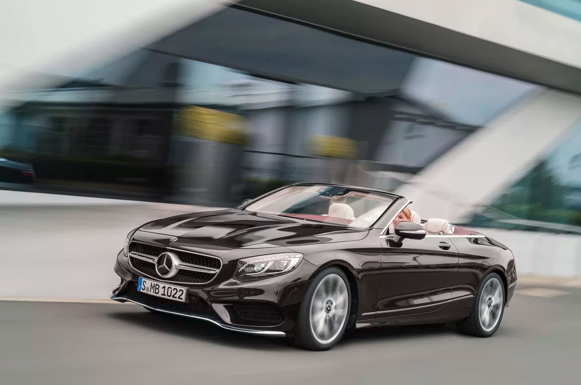 2018 mercedes benz s class coupe cabriolet revealed. Black Bedroom Furniture Sets. Home Design Ideas