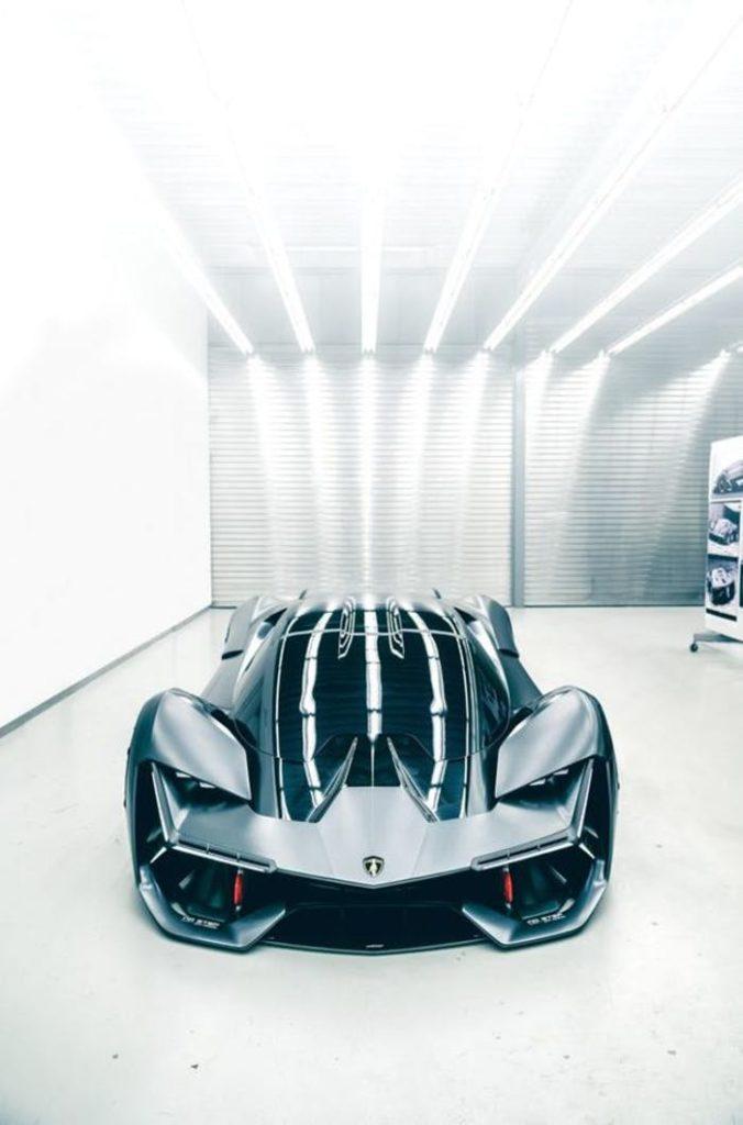 Lamborghini Electric Hypercar 1