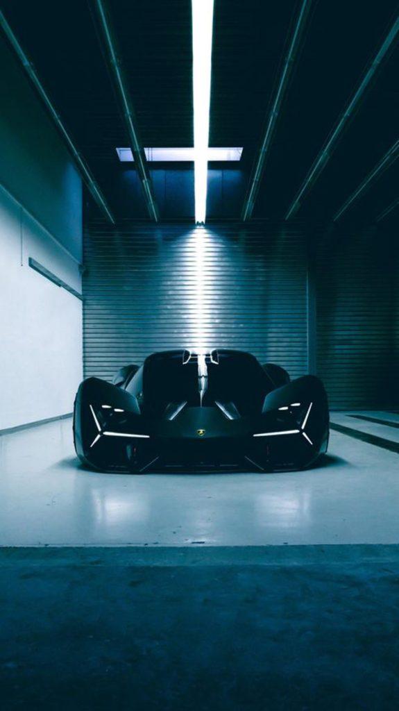 Lamborghini Electric Hypercar