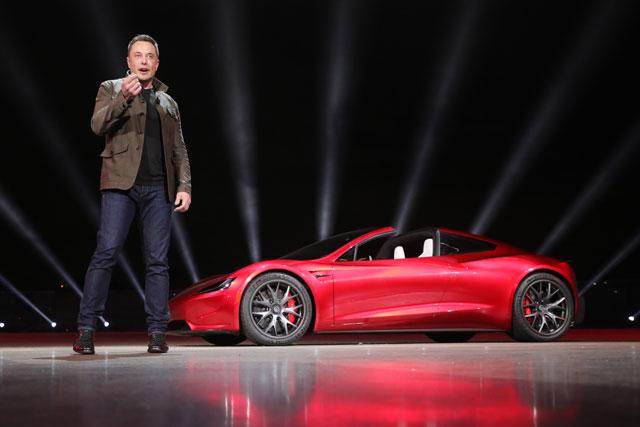 Tesla Delivers New Semi Truck, Surprise Roadster