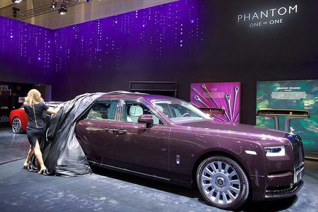 The Phantom unveiled