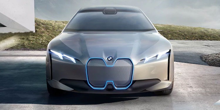 BMW Extends Range of Tesla Model 3-Rivaling iNext EV