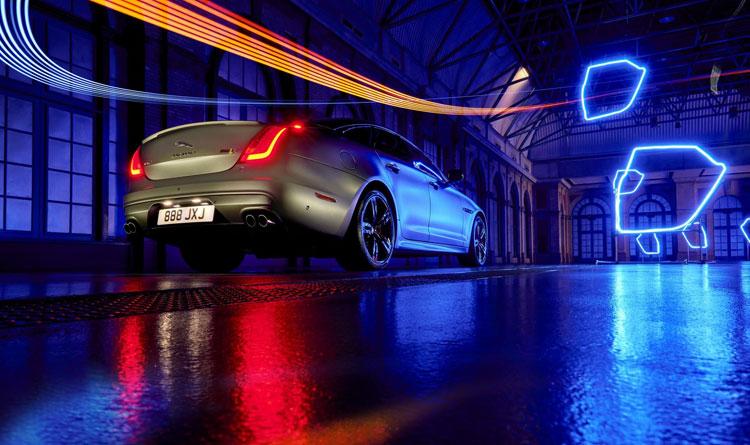 Jaguar XJ EV