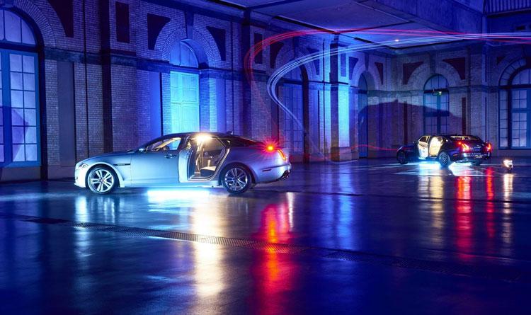 Jaguar XJ Outdoor