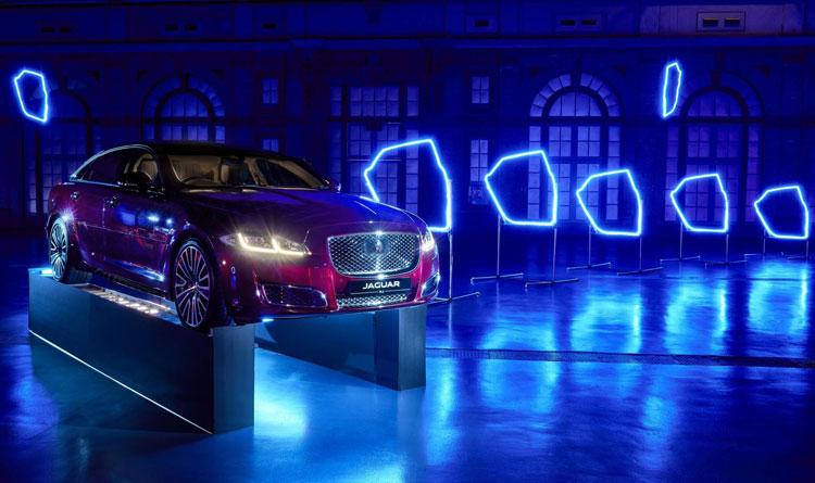 Next Generation Jaguar XJ Electric