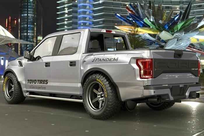 Pandem Widebody Ford F-150
