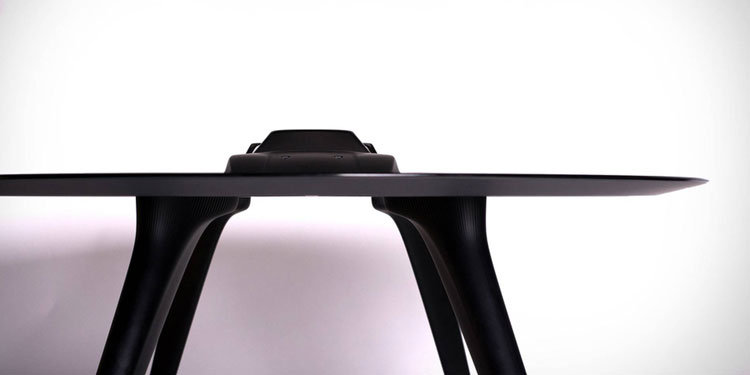 Discommon Ferrari Coffee Table