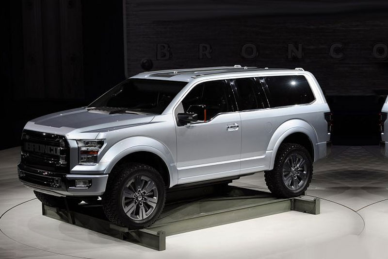 New Ford Bronco >> The New Ford Bronco 2020 Updates Changes