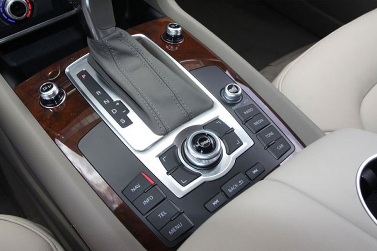 Eight-Speed Automatic Transmission