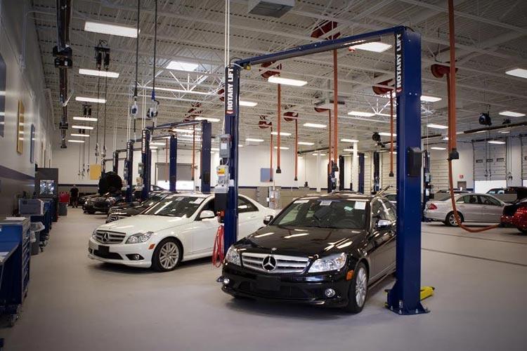 Mercedes Repair Centers