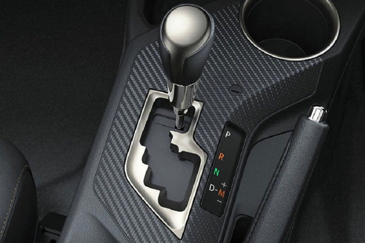 Nine-Speed Automatic Transmission