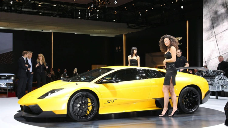 Lamborghini Murcielago SV Knockoff