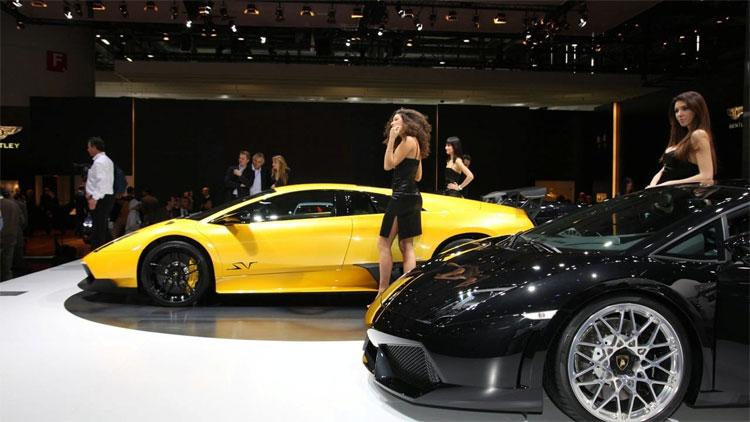 Lamborghini Murcielago-SV and Huracan