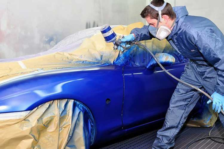 How To Spray Paint A Car.Diy Spray Paint A Car Autos Flux