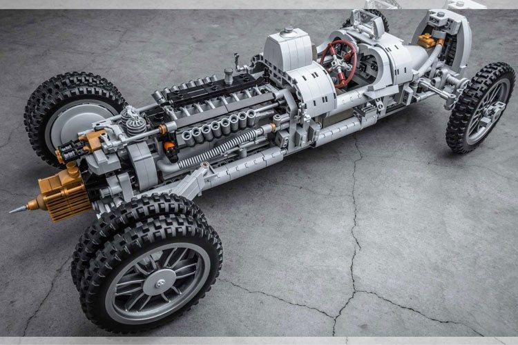 Lego Auto Union Race Car Needs Your Support Autos Flux