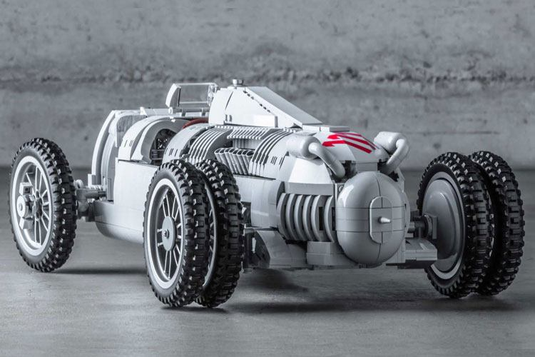 Lego Auto Union Race