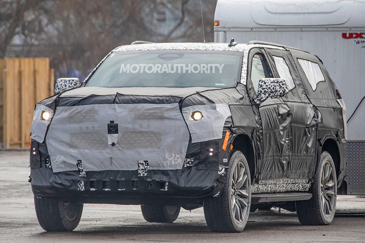 2020 Cadillac Escalade SPY Photo