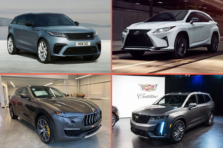 18 Best Luxury Suvs For 2019 2020 Autos Flux
