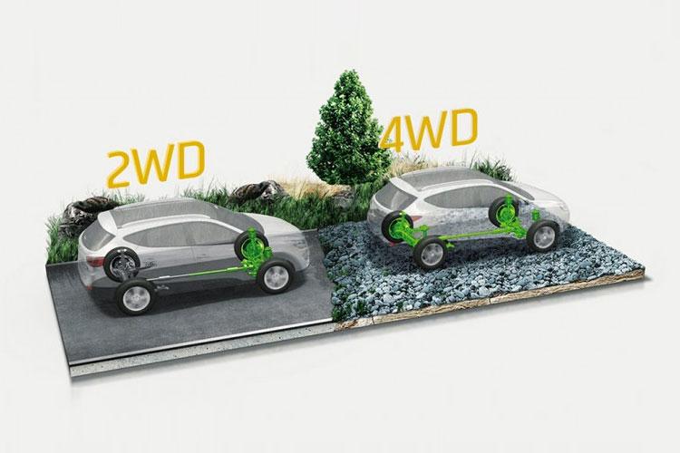 Two-Wheel vs. Four-Wheel Drive