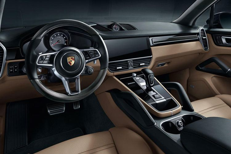 2019 Porsche Cayenne Interior