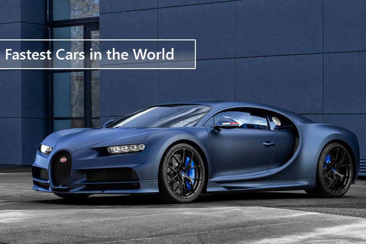 Top 10 Fastest Cars >> Top 10 Fastest Cars In The World 2020 Speed Beasts Autos