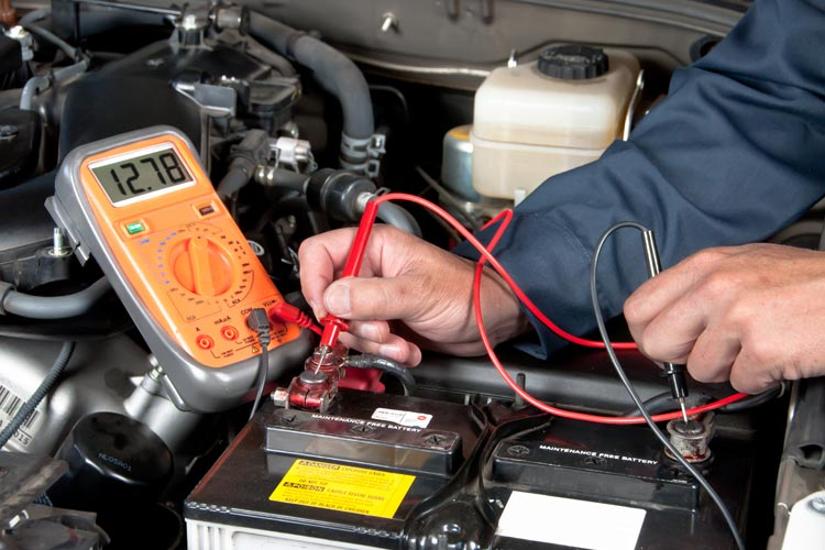 Testing With A Multimeter