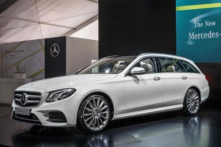 2020 Mercedes E-Class Estate