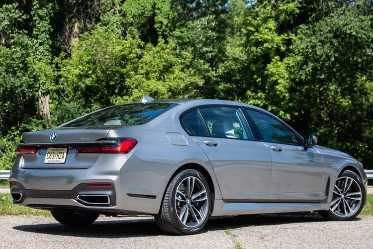 BMW 745e xDrive iPerformance