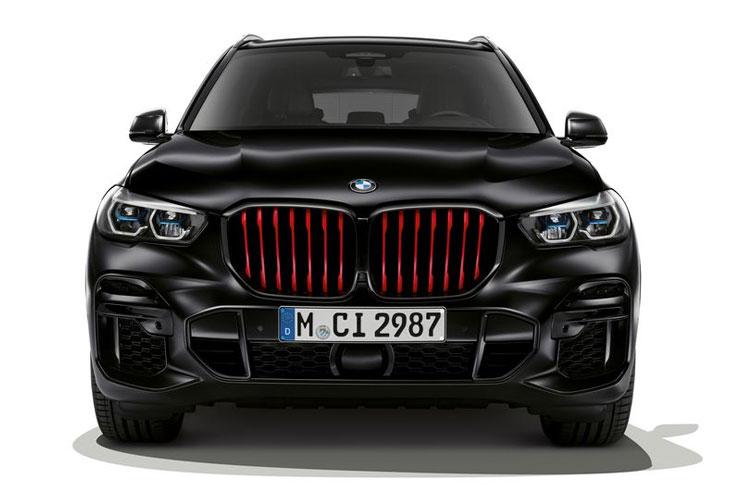 Performance of 2022 BMW X5